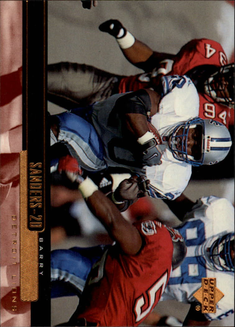 1999 Upper Deck #76 Barry Sanders