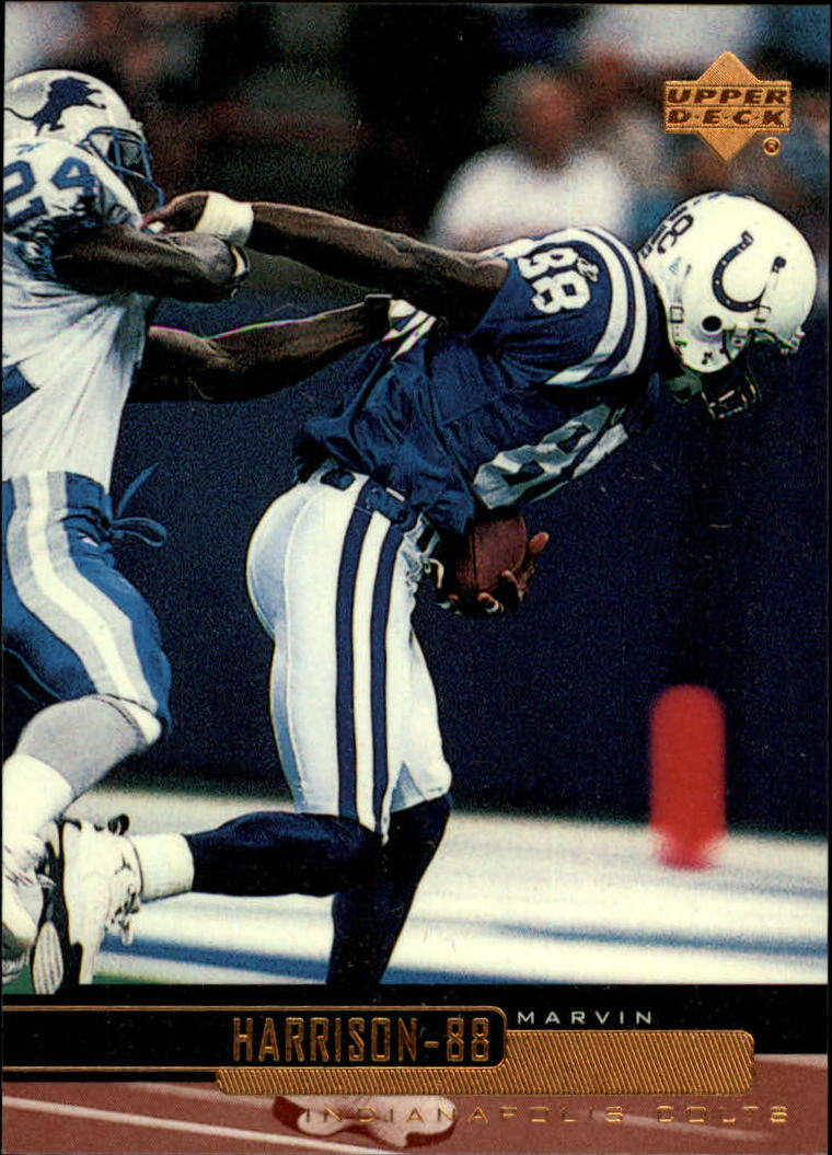 1999 Upper Deck #90 Marvin Harrison