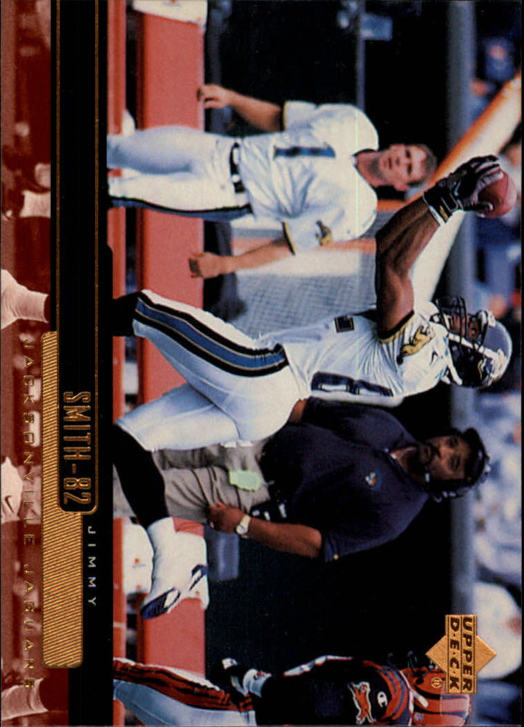 1999 Upper Deck #97 Jimmy Smith