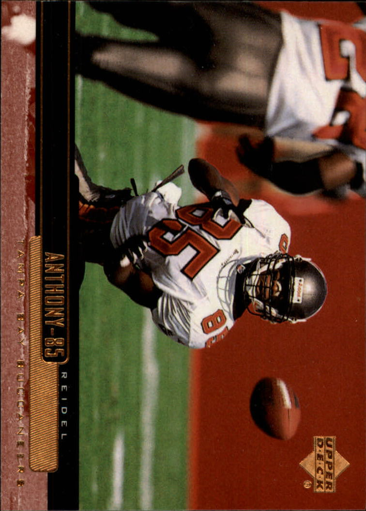 1999 Upper Deck #203 Reidel Anthony