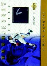 1999 Upper Deck Game Jersey Patch #JEP John Elway