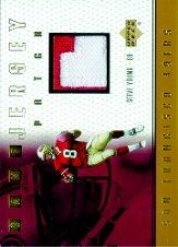 1999 Upper Deck Game Jersey Patch #SYP Steve Young
