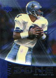 1999 Upper Deck PowerDeck Inserts #1 Troy Aikman