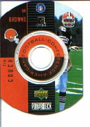 1999 Upper Deck PowerDeck Inserts #2 Tim Couch SP
