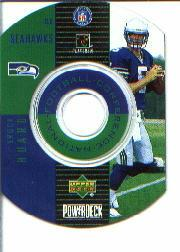 1999 Upper Deck PowerDeck Inserts #7 Brock Huard
