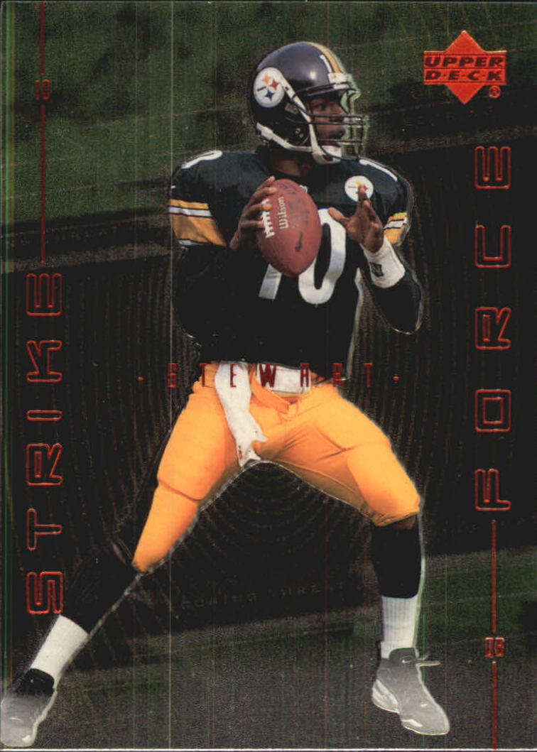 1999 Upper Deck Strike Force #SF7 Kordell Stewart
