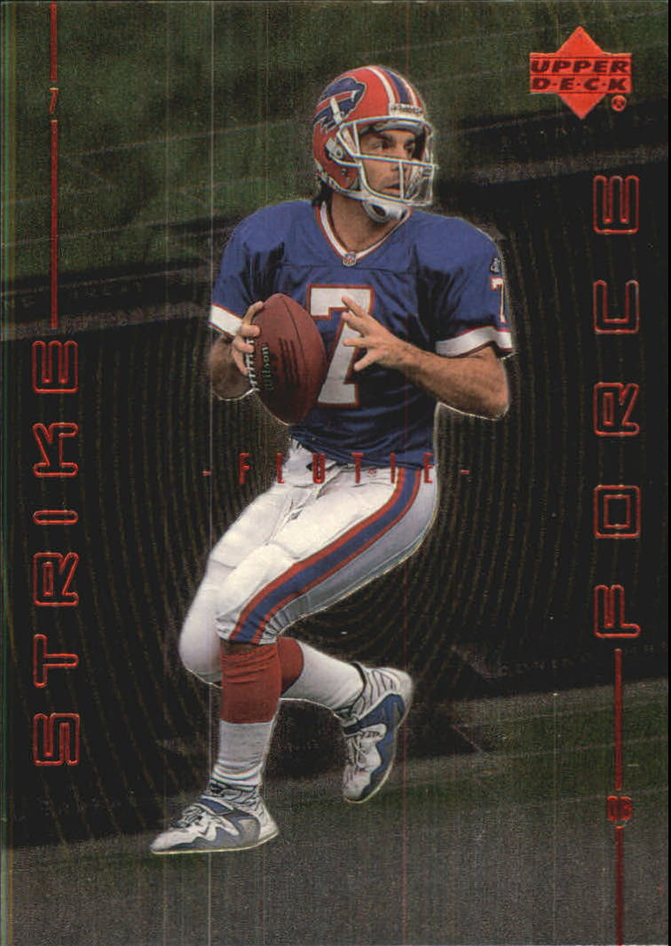 1999 Upper Deck Strike Force #SF22 Doug Flutie