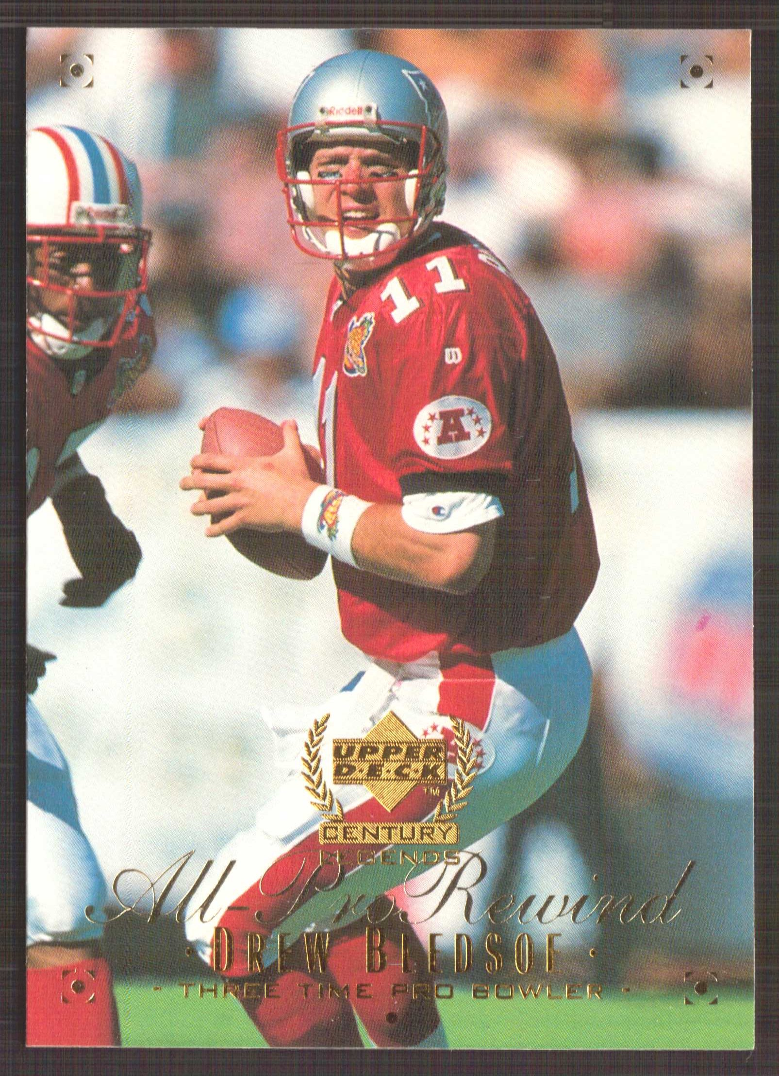 1999 Upper Deck Century Legends #115 Drew Bledsoe APR