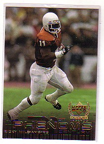 1999 Upper Deck Century Legends #131 Ricky Williams RC front image