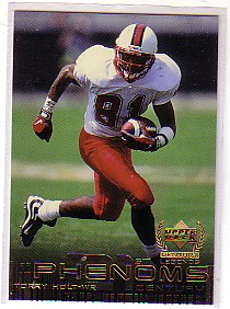 1999 Upper Deck Century Legends #137 Torry Holt RC