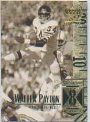 1999 Upper Deck Century Legends Century Collection #8 Walter Payton
