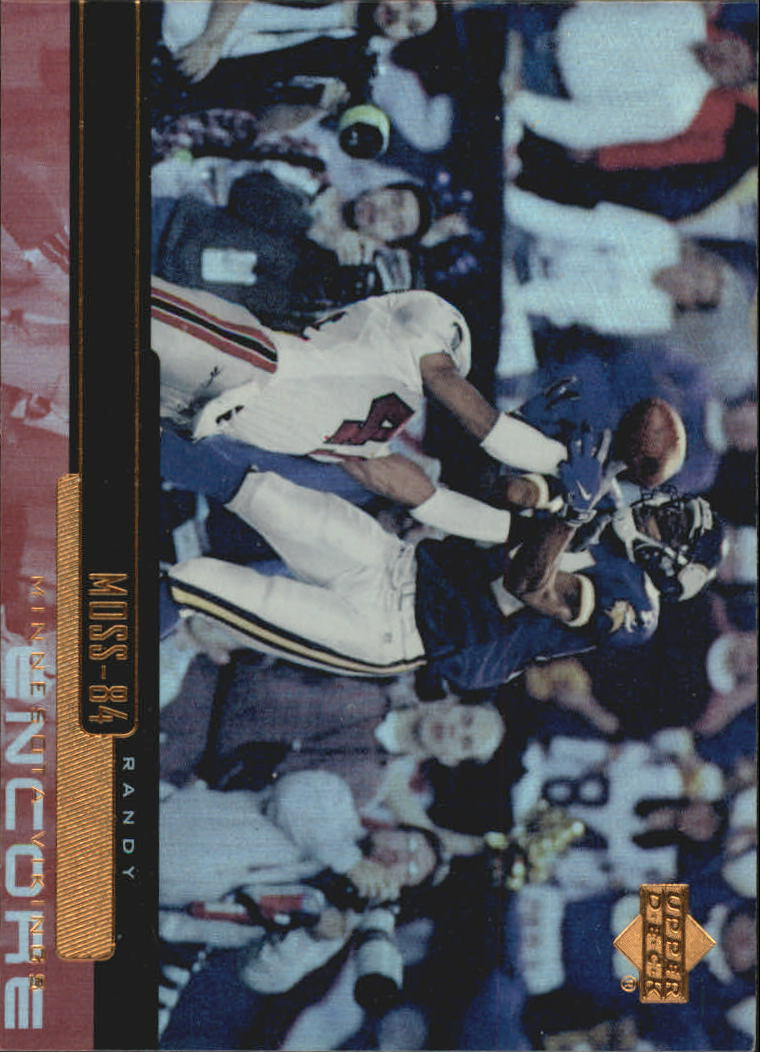 1999 Upper Deck Encore #96 Randy Moss