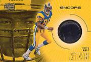 1999 Upper Deck Encore Game Used Helmets #HTH Torry Holt