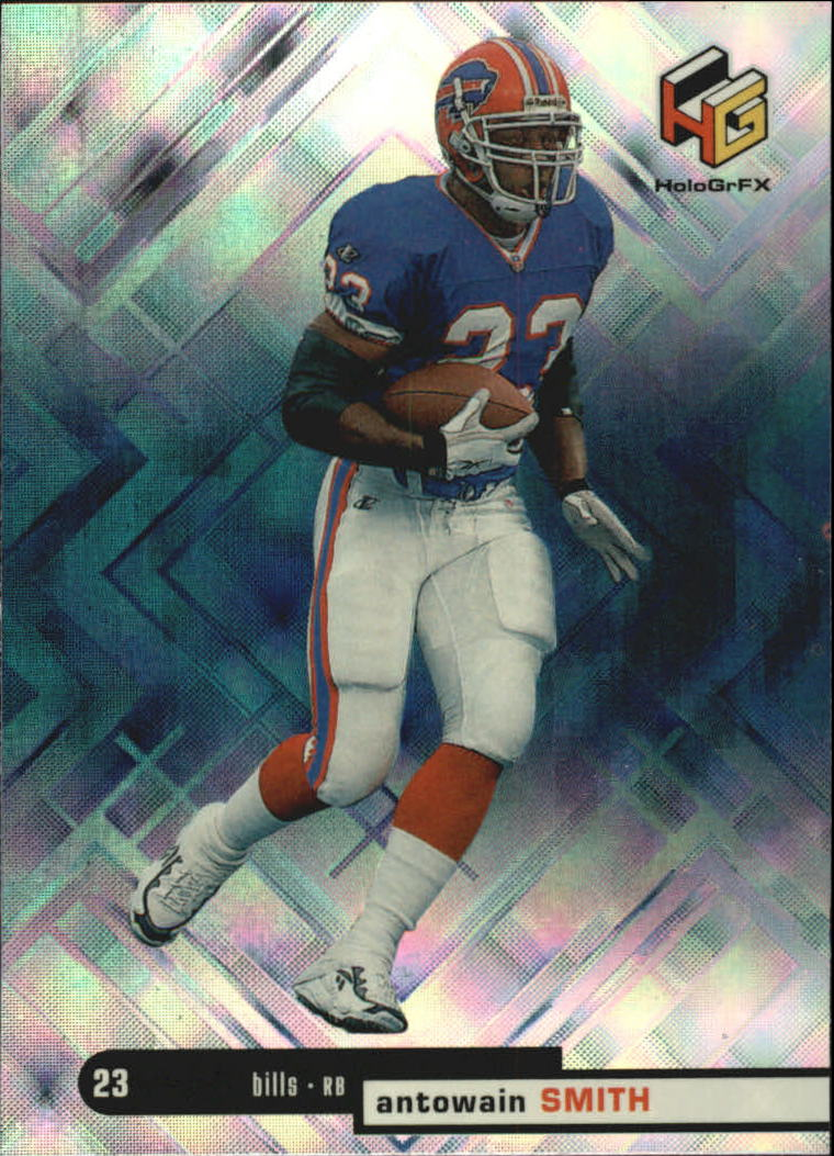 1999 Upper Deck HoloGrFX #4 Antowain Smith