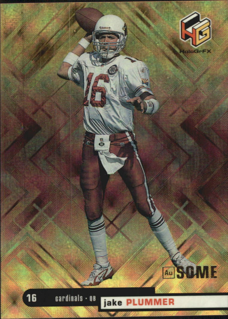 1999 Upper Deck HoloGrFX Ausome #1 Jake Plummer