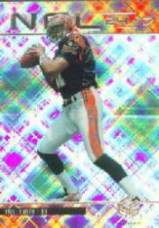 1999 Upper Deck HoloGrFX 24/7 #N9 Akili Smith