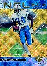 1999 Upper Deck HoloGrFX 24/7 Gold #N15 Herman Moore