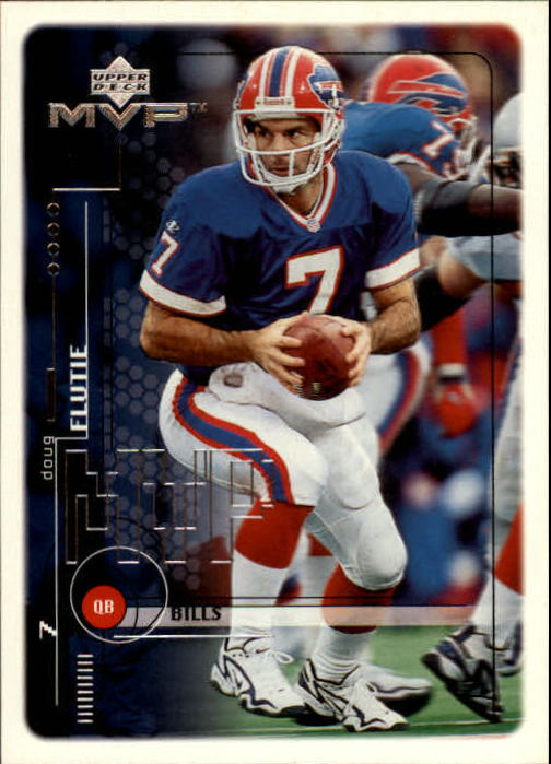 1999 Upper Deck MVP #23 Doug Flutie