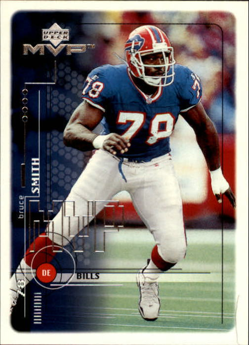 1999 Upper Deck MVP #25 Bruce Smith