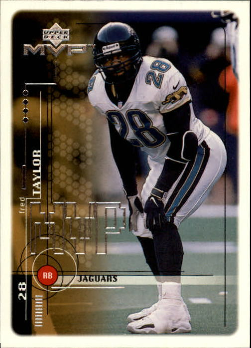 1999 Upper Deck MVP #86 Fred Taylor