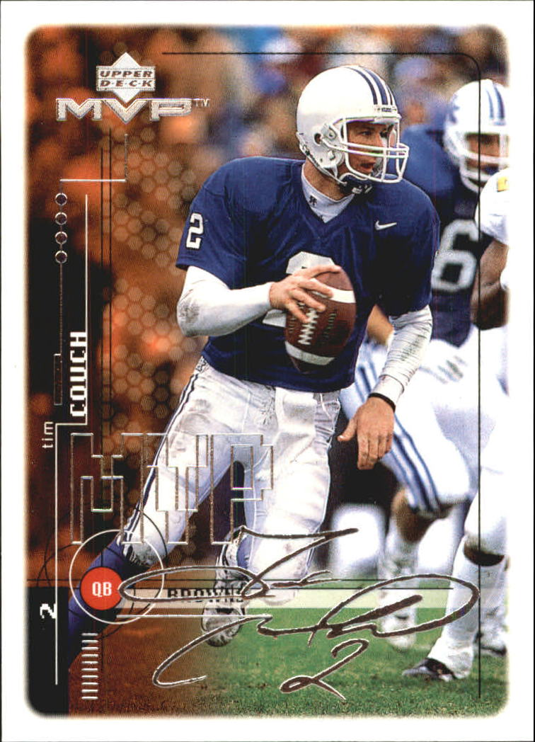 1999 Upper Deck MVP Silver Script #200 Tim Couch CL