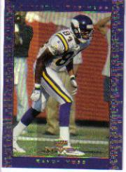 1999 Upper Deck MVP Strictly Business #SB13 Randy Moss