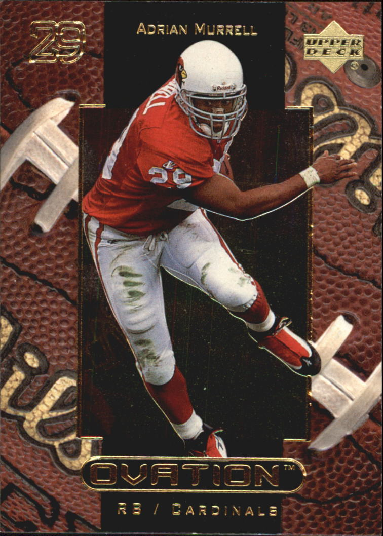 1999 Upper Deck Ovation #2 Adrian Murrell