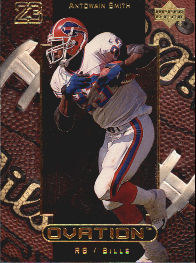 1999 Upper Deck Ovation #6 Antowain Smith