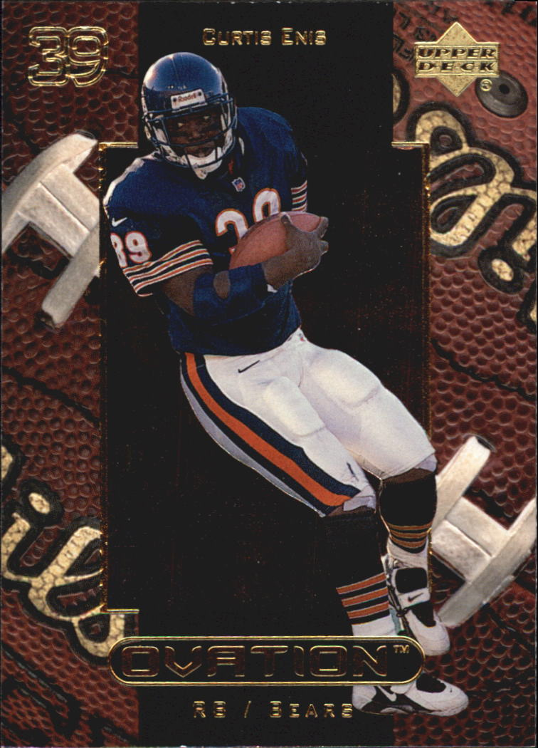 1999 Upper Deck Ovation #11 Curtis Enis