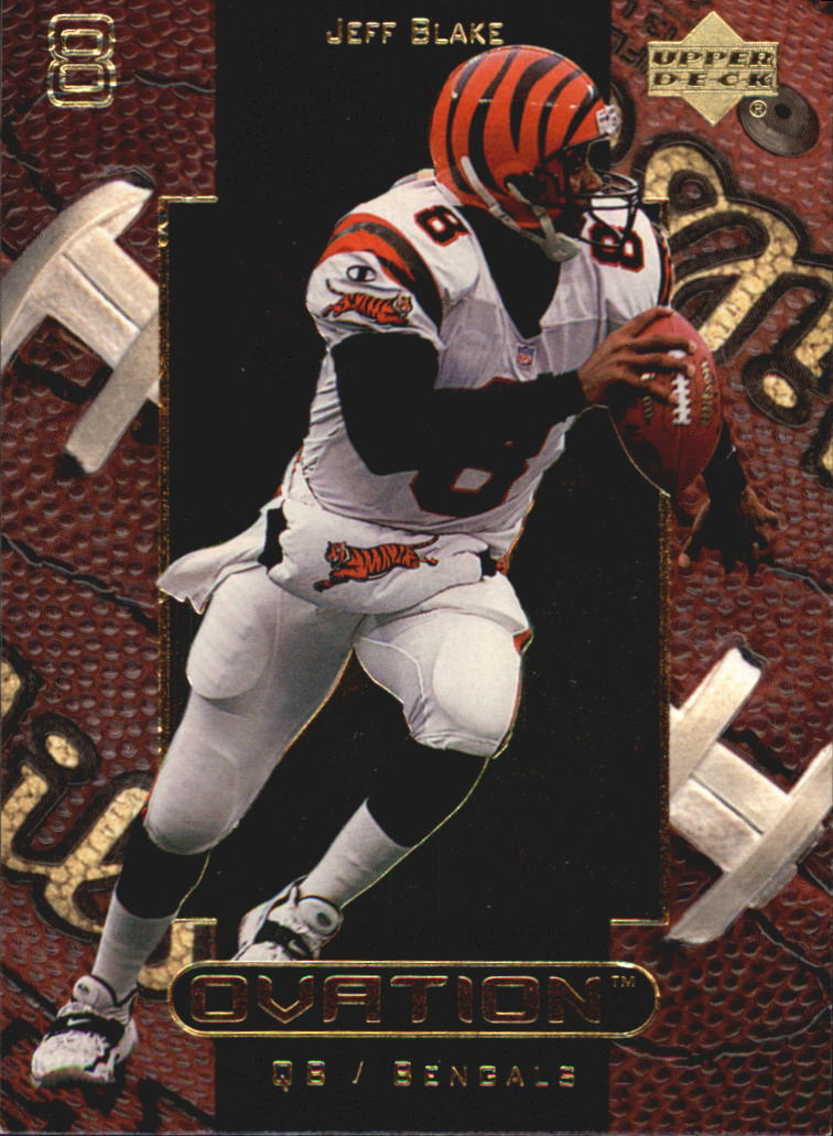 1999 Upper Deck Ovation #13 Jeff Blake