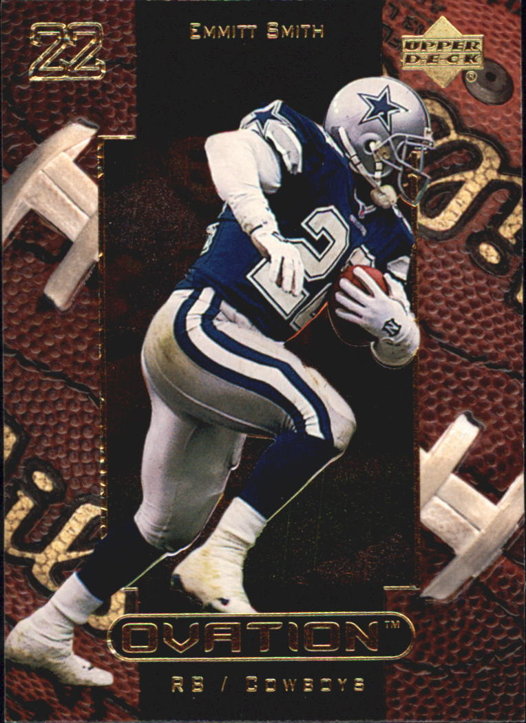 1999 Upper Deck Ovation #16 Emmitt Smith