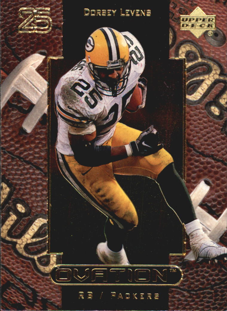 1999 Upper Deck Ovation #22 Dorsey Levens
