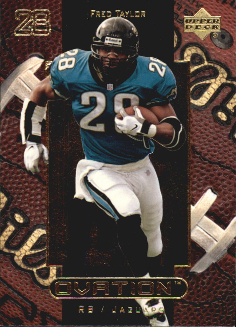 1999 Upper Deck Ovation #26 Fred Taylor
