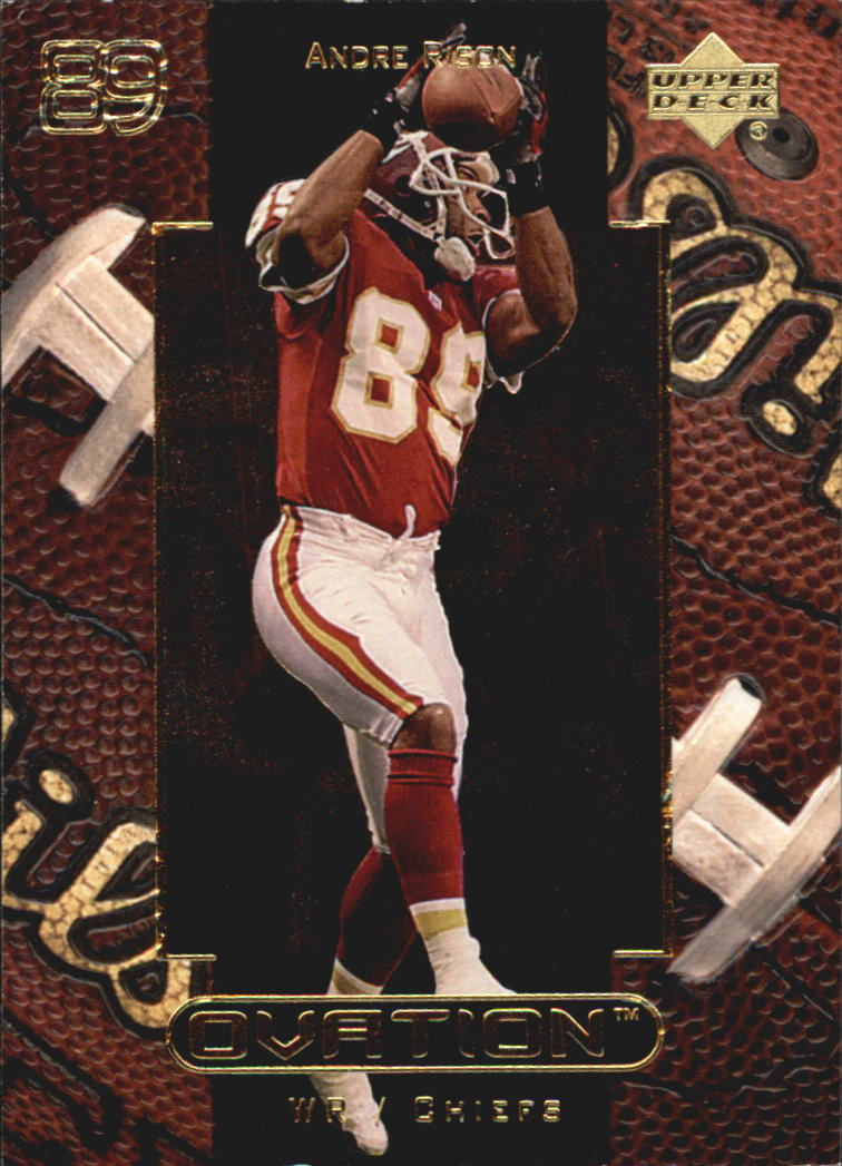 1999 Upper Deck Ovation #28 Andre Rison