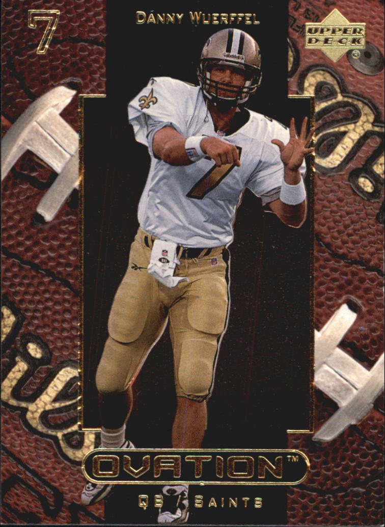 1999 Upper Deck Ovation #35 Danny Wuerffel
