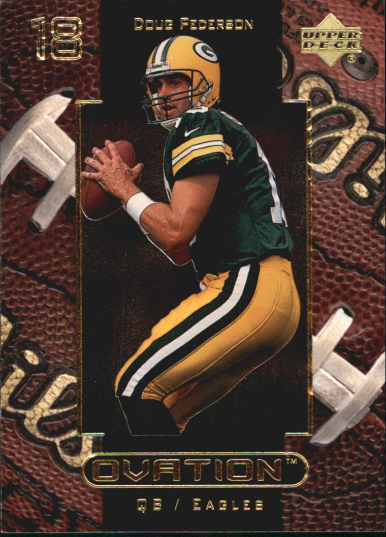 1999 Upper Deck Ovation #43 Doug Pederson