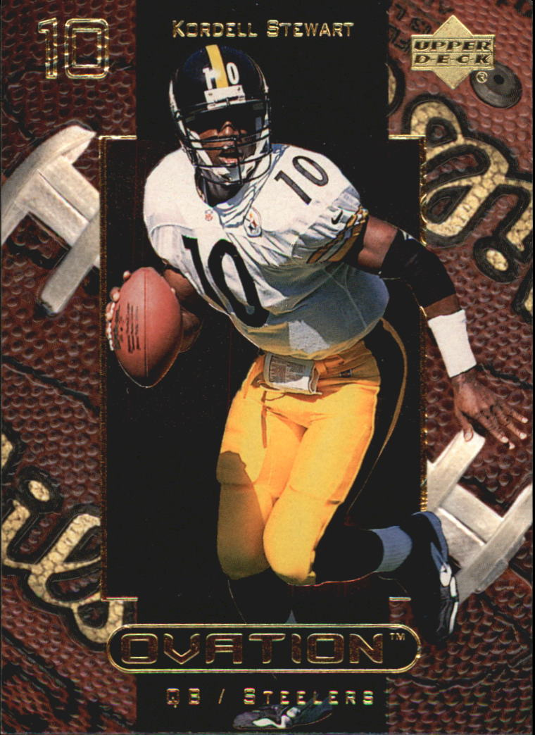 1999 Upper Deck Ovation #45 Kordell Stewart