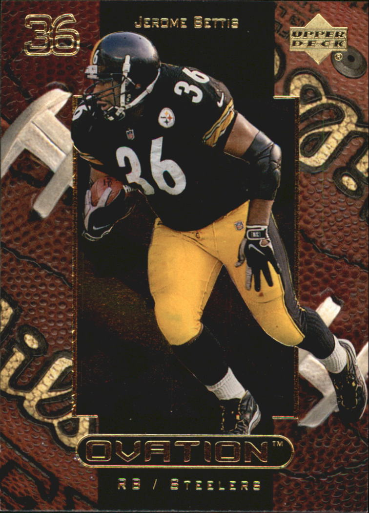 1999 Upper Deck Ovation #46 Jerome Bettis