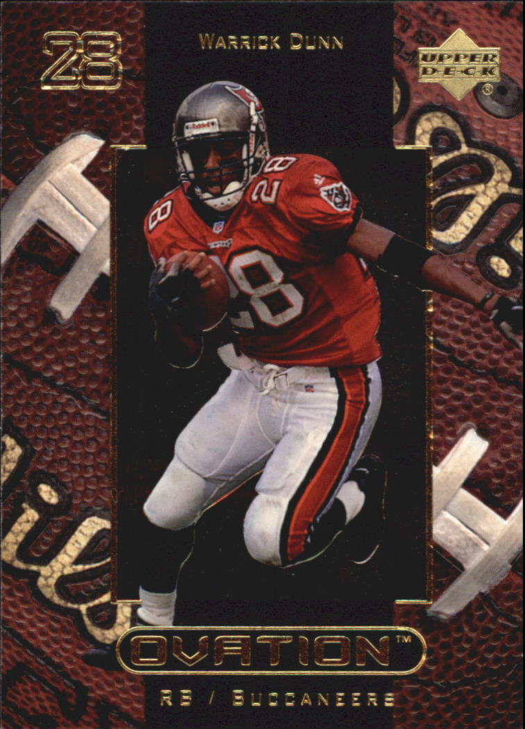 1999 Upper Deck Ovation #55 Warrick Dunn
