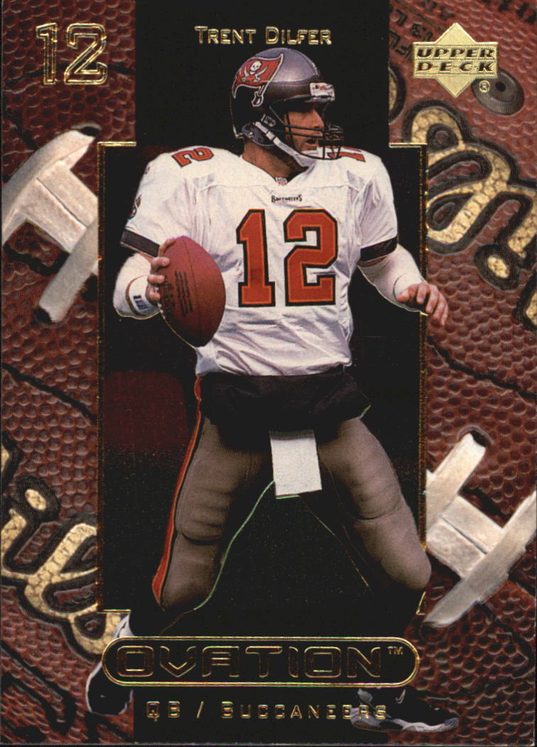 1999 Upper Deck Ovation #56 Trent Dilfer