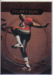 1999 Upper Deck Ovation #76 Shaun King RC