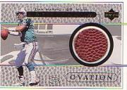 1999 Upper Deck Ovation A Piece of History #DMH Dan Marino