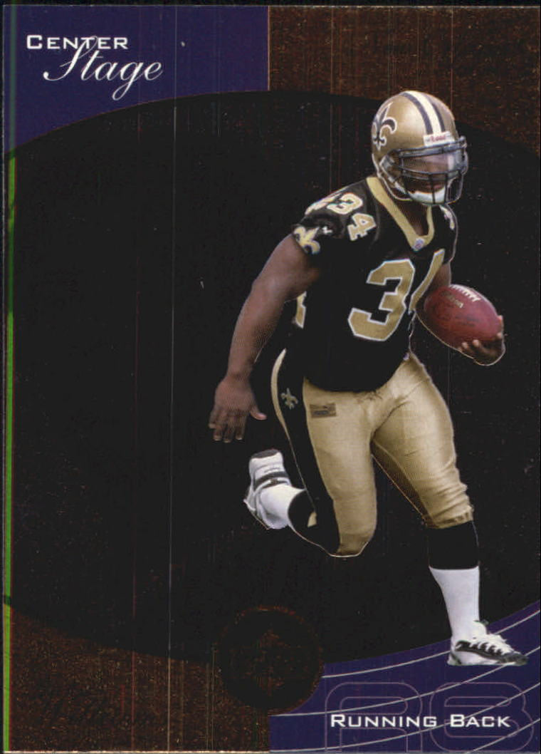 1999 Upper Deck Ovation Center Stage #CS7 Ricky Williams