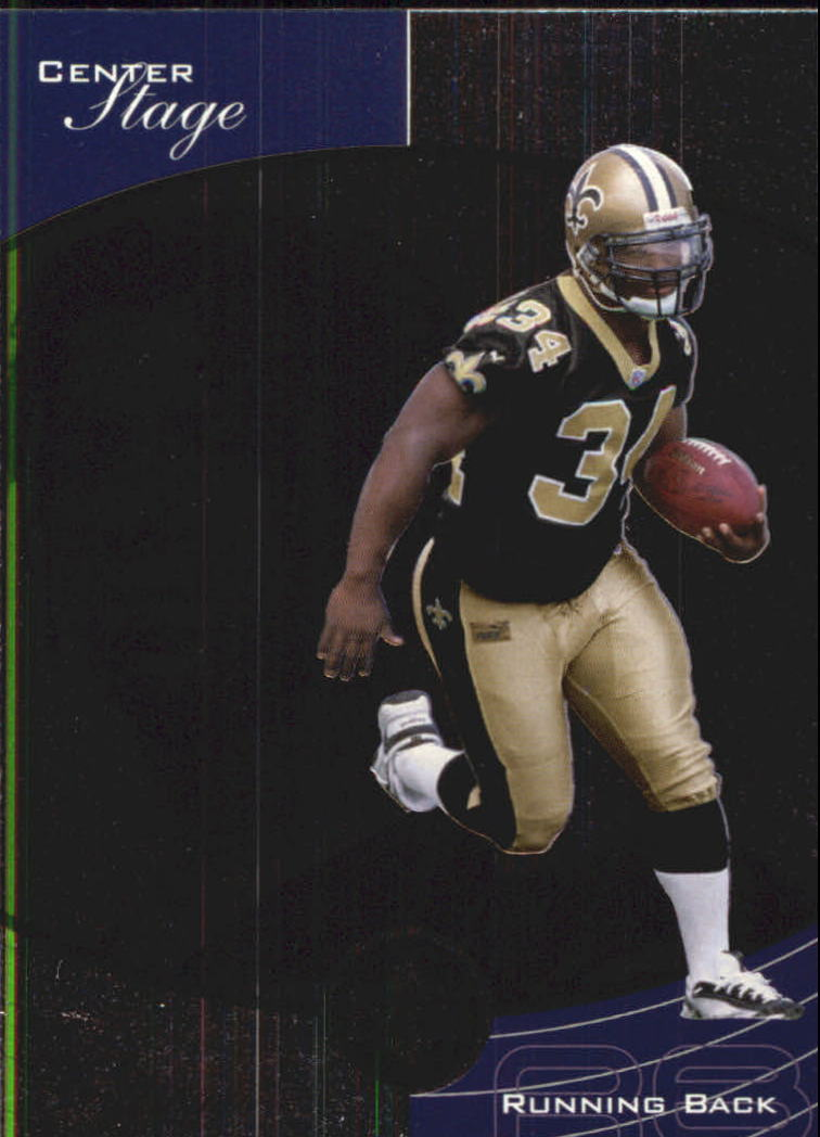 1999 Upper Deck Ovation Center Stage #CS15 Ricky Williams