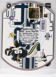 1999 Upper Deck PowerDeck #PD3 Randy Moss