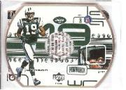 1999 Upper Deck PowerDeck #PD16 Keyshawn Johnson