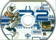 1999 Upper Deck PowerDeck #PD24 Edgerrin James