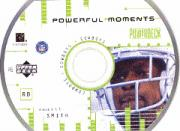 1999 Upper Deck PowerDeck Powerful Moments #P6 Emmitt Smith