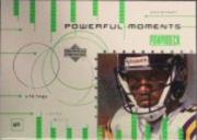 1999 Upper Deck PowerDeck Powerful Moments Auxiliary #P4 Randy Moss