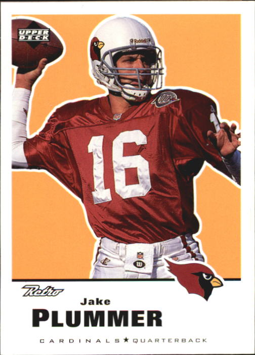 1999 Upper Deck Retro #1 Jake Plummer